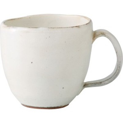西海陶器 41799 白化粧 マグ