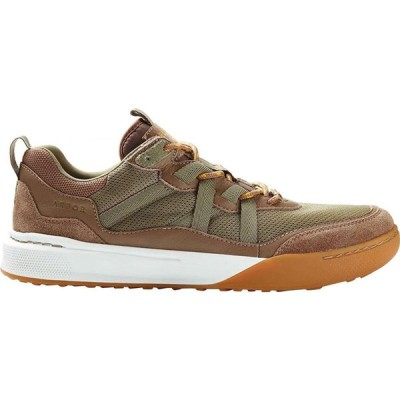 アーバー Arbor メンズ スニーカー シューズ・靴 Crosscut All Terrain Shoe Otter/Dried Herb