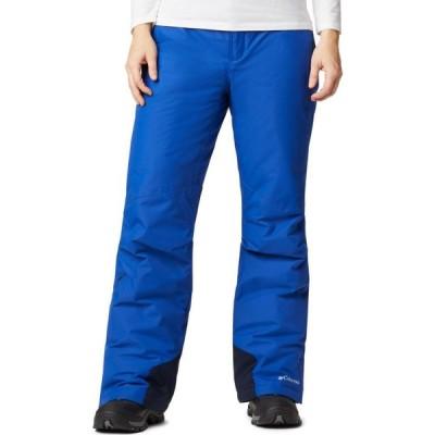 コロンビア Columbia レディース スキー・スノーボード ボトムス・パンツ bugaboo omni-heat snowboard pants Lapis Blue