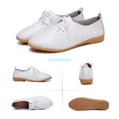 オックスフォード レディース 革靴  通学 通勤 レースアップ パンプス シューズ 靴 おじ靴 ヒール カジュアル 女性 用 カジュアルシューズ 大きいサイズポイント