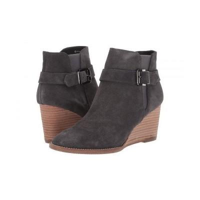 Blondo ブロンド レディース 女性用 シューズ 靴 ブーツ アンクル ショートブーツ Natalia Waterproof - Dark Grey Suede