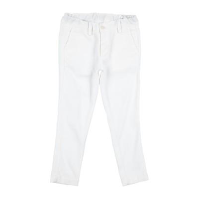 SP1 パンツ ホワイト 6 コットン 97% / ポリウレタン 3% パンツ