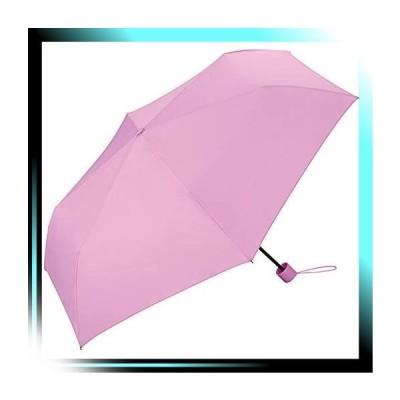 ピンク/折りたたみ傘 雨傘 折りたたみ傘 ピンク 55cm レディース