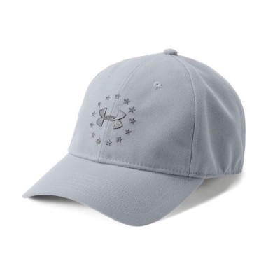 アンダーアーマー メンズ Under Armour Freedom 2.0 Cap Headwear キャップ 帽子 Steel / Charcoal