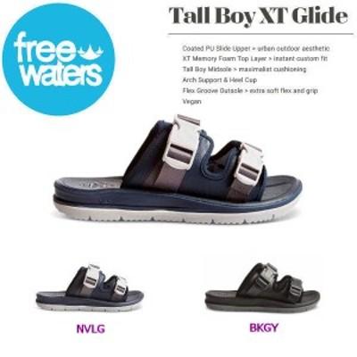【freewaters】フリーウォータース 2019春夏 TallBoyXTGlide メンズ  ビーチサンダル 靴 26cm・27cm・28cm 2カラー