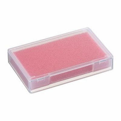 ネイルチップケース ピンク