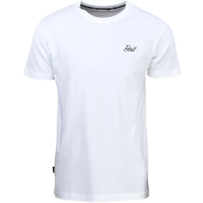 BAIT メンズ Tシャツ トップス Core Extended Tee white