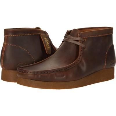 クラークス Clarks メンズ ブーツ シューズ・靴 Wallabee Boot 2 Beeswax Leather