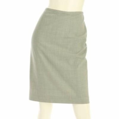 エストネーション ESTNATION スカート サイズS レディース 美品 グレー系 タイトスカート【中古】20210318