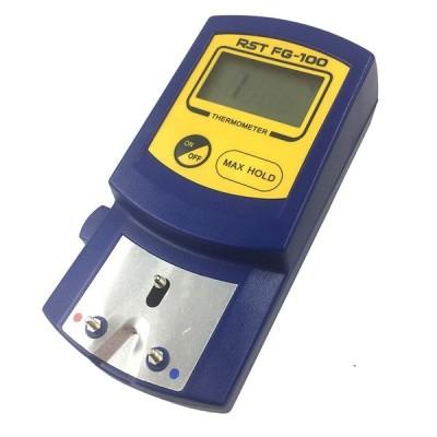 デジタルはんだごてチップ温度計 温度計テスター