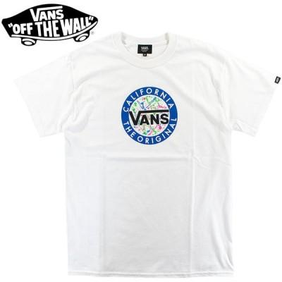 VANS バンズ 半袖 ロゴTシャツ 定番ロゴ メンズ レディース Tシャツ スケートボード コットンTEE ヴァンズ 120H1011700