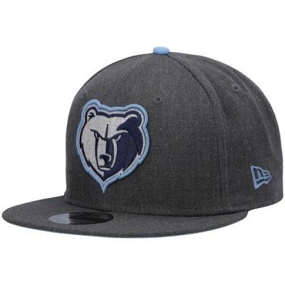 ニューエラ メンズ 帽子 アクセサリー Memphis Grizzlies New Era Team 9FIFTY Snapback Hat