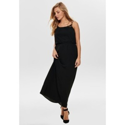 オンリー レディース ワンピース トップス ONLWINNER - Maxi dress - black black