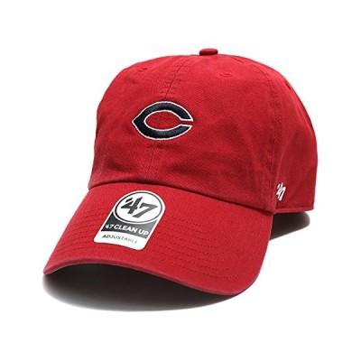 【BSRNR05GWS】 広島カープ ローキャップ フォーティーセブンブランド 47BRAND 日本プロ野球 帽子 CAP ベースボール NPB 刺繍