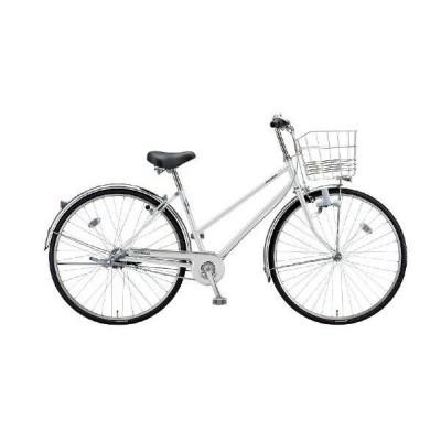 【防犯登録サービス中】送料無料 ブリヂストン 自転車 ロングティーン LG70S PXシャンパンホワイト