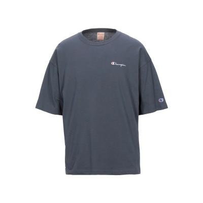 チャンピオン CHAMPION T シャツ 鉛色 XL コットン 100% T シャツ