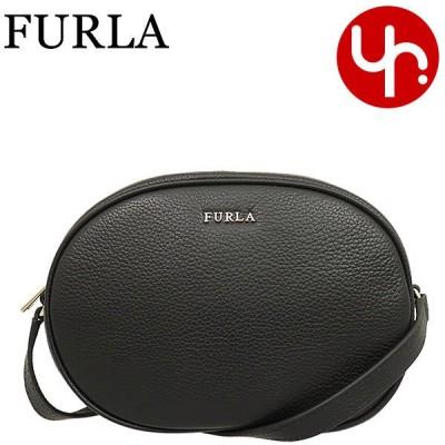 フルラ FURLA バッグ ショルダーバッグ EAU2 VTO オニキス×ネロ カーラ レザー ミニ クロスボディー アウトレット レディース