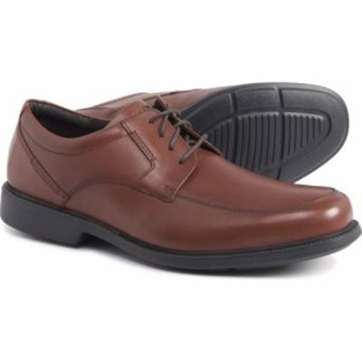ロックポート Rockport メンズ 革靴・ビジネスシューズ シューズ・靴 charlesroad apron-toe oxford shoes - leather Tan