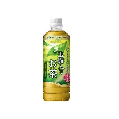 ポッカサッポロ 玉露入りお茶 600ml