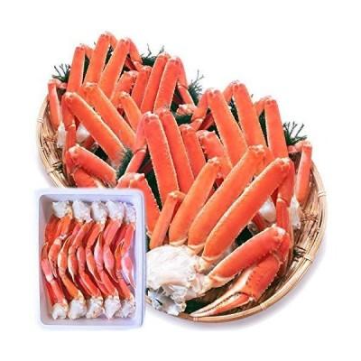 ズワイガニ 足 特選 プレミアム 天然 ボイル 本 ずわい 蟹 脚 特大 3L 良品選別済 かに (3kg 8-12肩)
