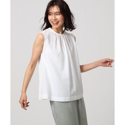 tシャツ Tシャツ 布帛コンビプルオーバー