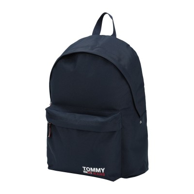 TOMMY JEANS バックパック&ヒップバッグ ダークブルー リサイクルポリエステル 100% バックパック&ヒップバッグ