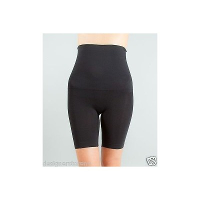 パンティー 海外セレクション Yummie Tummie by Heather Thomson Cleo High Waist Short YT5-049 in Black