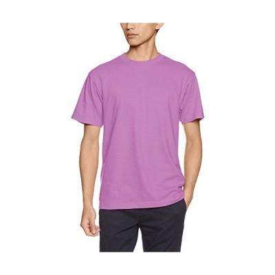 [プリントスター] 半袖 5.6オンス へヴィー ウェイト Tシャツ 00085-CVT ラベンダー L (日本サイズL相当)