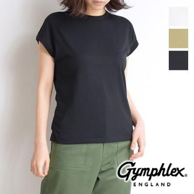 Gymphlex ジムフレックス リサイクルポリエステルジャージー フレンチスリーブTシャツ J-9273RCP レディース