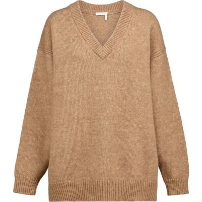 クロエ See By Chloe レディース ニット・セーター トップス Wool-blend sweater Desert Beige