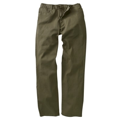 ストレッチ5ポケットカラーパンツ(ゆったりフィット) チノパンツ・カジュアルパンツ, Pants