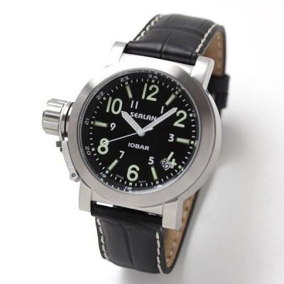 メンズ腕時計シーレーンSE43-LBK