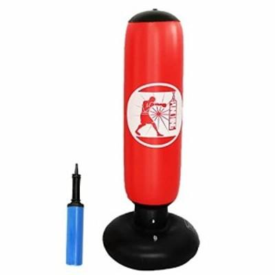 サンドバッグ 自宅でトレーニング 筋トレ エクササイズ 自立型 エアースタンディングバッグ スタンド