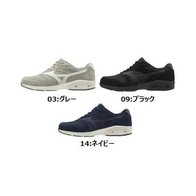 【送料無料】MIZUNO ウォーキングシューズ CS800 B1GE1834 カジュアル スニーカー クッション ユニセックス