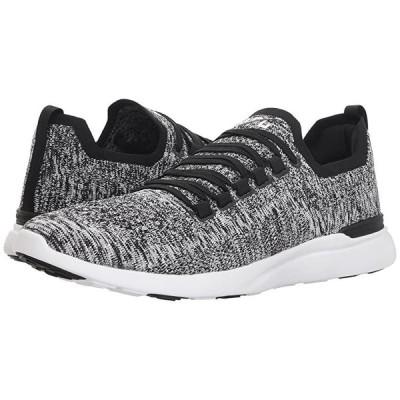 Athletic Propulsion Labs (APL) Techloom Breeze メンズ スニーカー 靴 シューズ Black/White/Melange