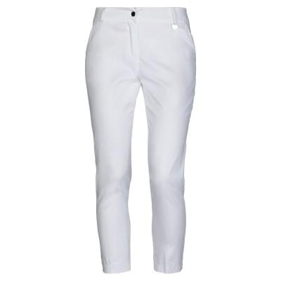 FRENETIKA パンツ ホワイト 44 コットン 97% / ポリウレタン 3% パンツ