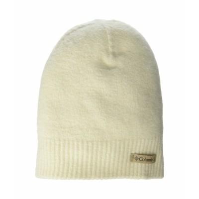 コロンビア 帽子 アクセサリー メンズ Ali Peak Lightweight Beanie Chalk
