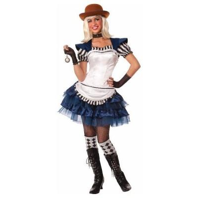 アリス コスプレ スチームパンク ファッション ビクトリア コスプレ 衣装 デラックスコスチューム 女性用