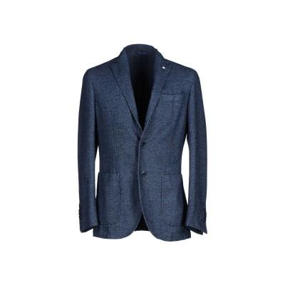 エル・ビー・エム 1911 L.B.M. 1911 テーラードジャケット ブルーグレー 48 ウール 60% / ポリエステル 30% / ナイロン