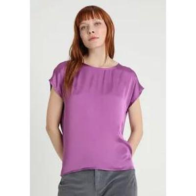 More & More レディーストップス More & More Blouse - bright purple bright pu