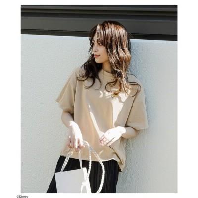 tシャツ Tシャツ ワンポイント刺繍Tシャツ