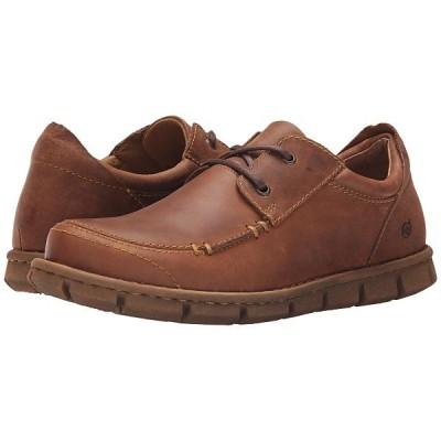 ボーン オックスフォード メンズ Joel Etiope Oiled Full Grain Leather