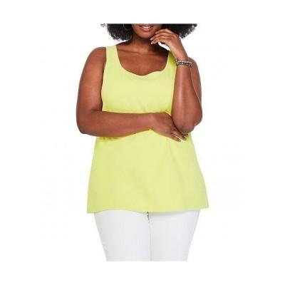 NIC+ZOE ニックアンドゾー レディース 女性用 ファッション トップス シャツ Plus Size Perfect Scoop - Kiwi