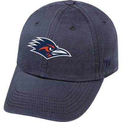 トップオブザワールド メンズ 帽子 アクセサリー Top of the World Men's UT San Antonio Roadrunners Blue Crew Adjustable Hat