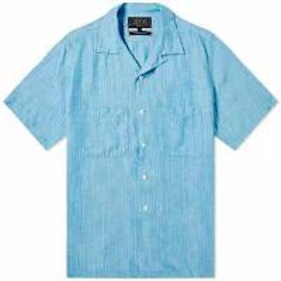Beams Plus メンズシャツ Beams Plus Colour Slub Yarn Vacation Shirt?
