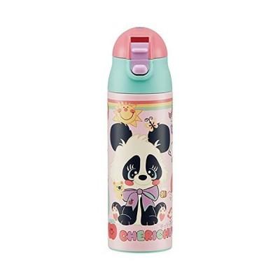 スケーター 調乳用 保温 ステンレスボトル 500ml 水筒 チェリッチュ SMIB5-A