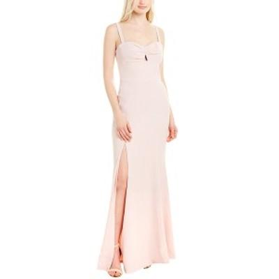 ドレスザポプレーション レディース ワンピース トップス Dress the Population Brooke Gown powder blush