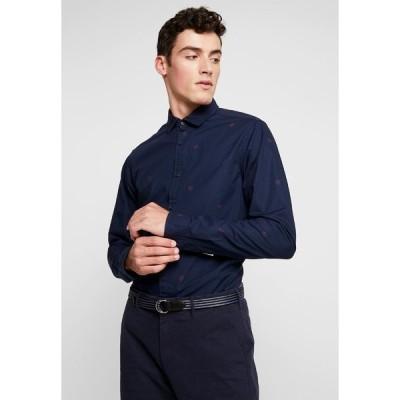 スコッチアンドソーダ シャツ メンズ トップス BLAUW LIGHT WEIGHT SHIRT WITH PRINTS - Shirt - combo