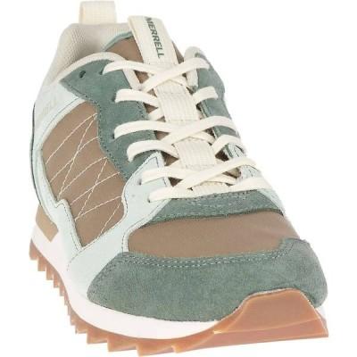 メレル Merrell レディース スニーカー シューズ・靴 Alpine Sneaker Shoe Laurel/Foam