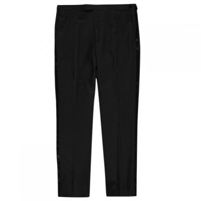 ケネス コール Kenneth Cole メンズ スラックス ボトムス・パンツ Turner Houston Trouser 92 Black